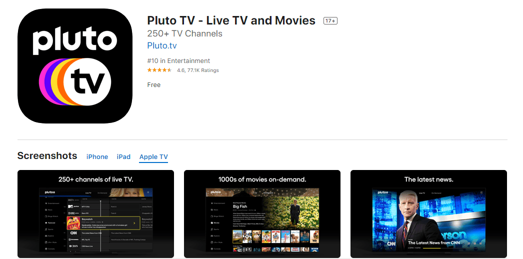 pluto-tv-for-apple-tv